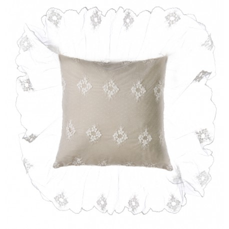 "Cushion ""Bella e Velvet Collection "" 45 x 45 cm"