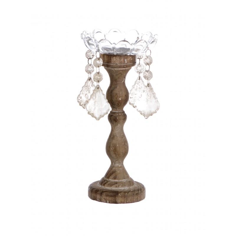 Porte bougie vintage collection par blanc mariclo sur for Decoration porte bougie